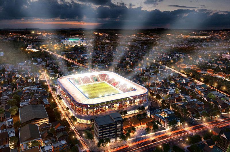 New Hang Day Stadium